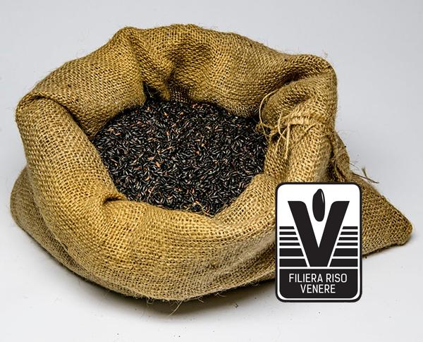Filiera Riso Venere®: il riso nero garantito made in Italy